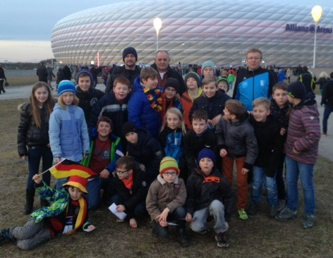 Kids Nationalmannschaft 2